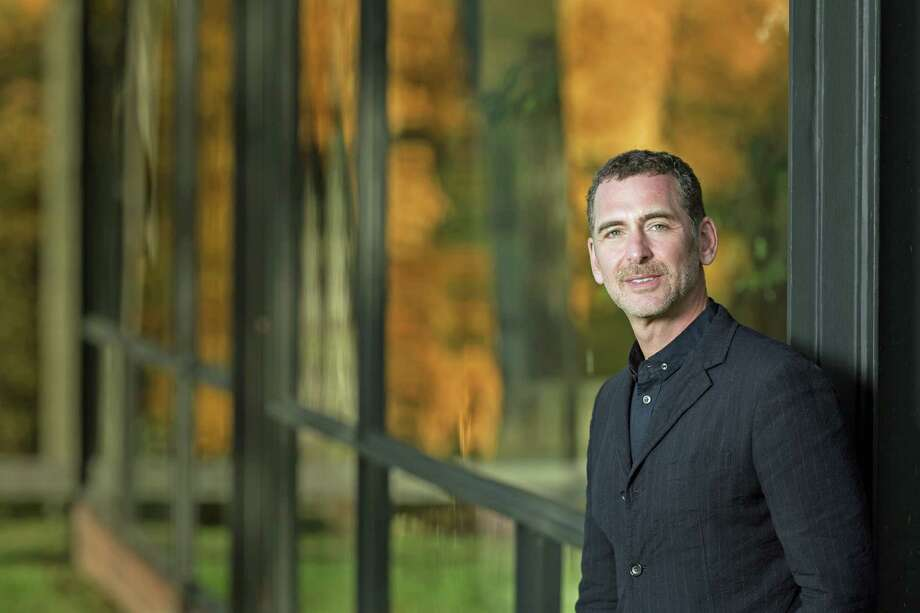 """Henry Urbach, director of the Glass House, will deliver """"The Glass House, Reconsidered"""" Sunday,  April 6, at the New Canaan Library. Photo: Contributed Photo, Contributed / New Canaan News Contributed"""