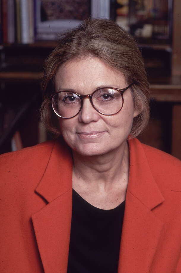 Feminist activist and author Gloria Steinem in 1993. Photo: Frank Capri, Getty Images / Archive Photos