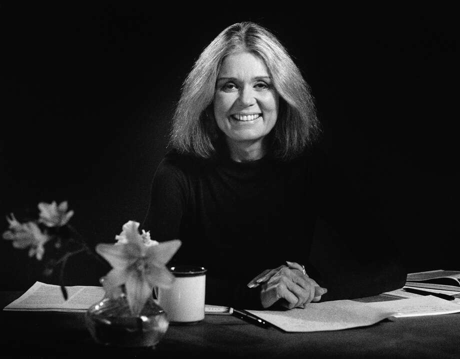 Portrait of writer Gloria Steinem, New York, New York, 1992. Photo: Chris Felver, Getty Images / Archive Photos