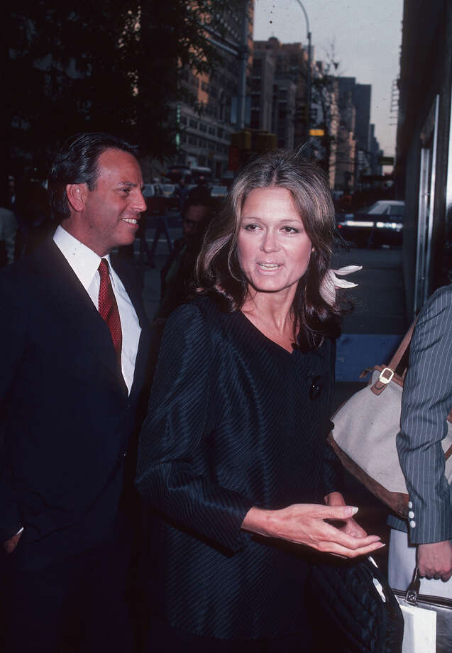 Gloria Steinem seen in New York in 1981. Photo: Ron Galella, Getty Images / Ron Galella Collection