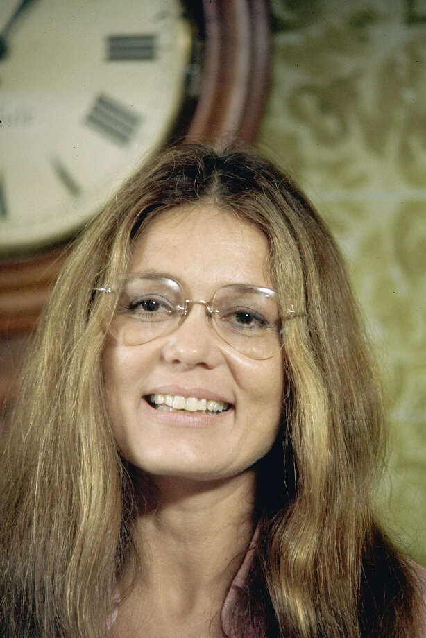 Publisher and feminist Gloria Steinem in 1974. Photo: John Olson, Getty Images / John Olson