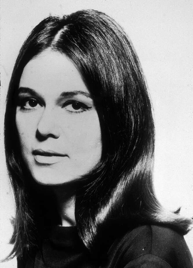 American feminist writer Gloria Steinem in 1966. Photo: Hulton Archive, Getty Images / Hulton Archive