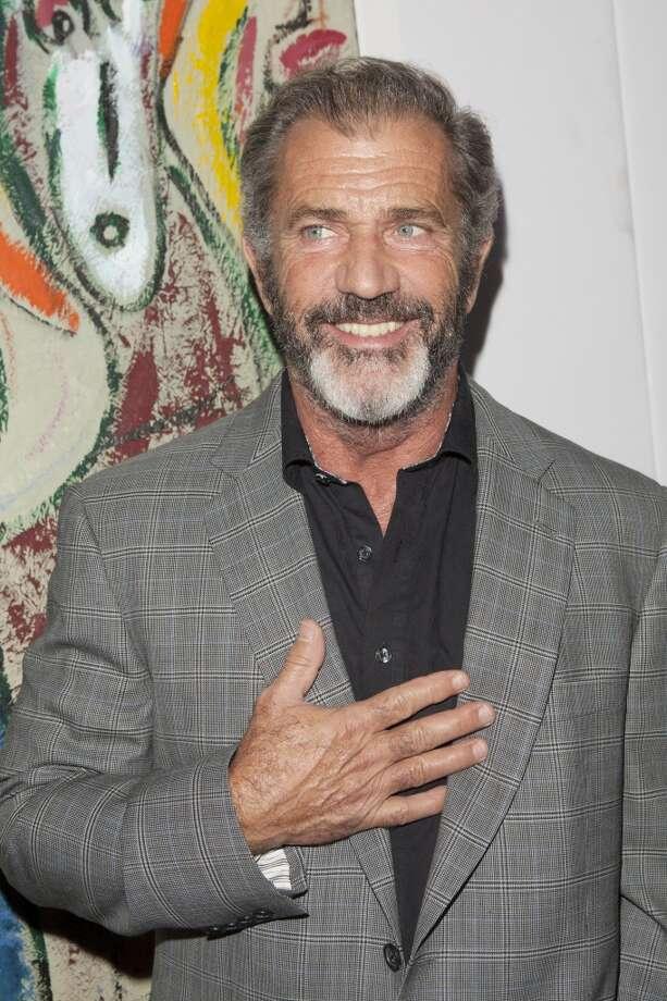 Mel Gibson Photo: Michael Bezjian, WireImage