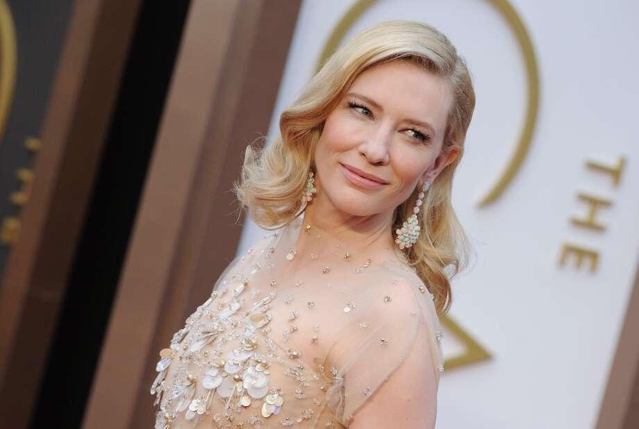 Cate Blanchett Photo: Axelle/Bauer-Griffin, FilmMagic