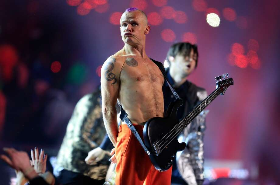 Flea of the Red Hot Chili Peppers Photo: Rob Carr, Getty Images