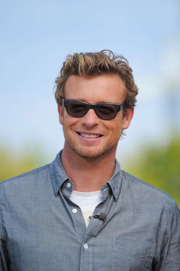 Simon Baker Photo: Noel Vasquez, Getty Images