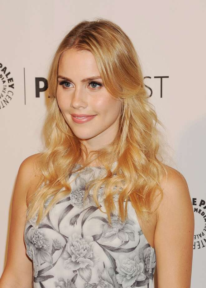 "Claire Holt of ""The Vampire Diaries"" Photo: Jeffrey Mayer, WireImage"