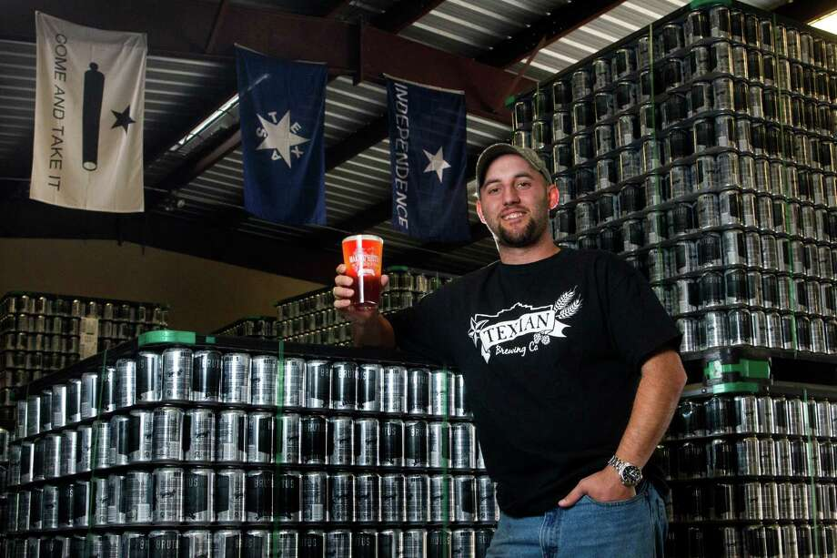 "Joshua Haley's Texian Brewing Co. is producing ""incredibly adventurous"" beers, according to Spec's Joey Williams. Photo: J. Patric Schneider, Freelance / © 2014 Houston Chronicle"