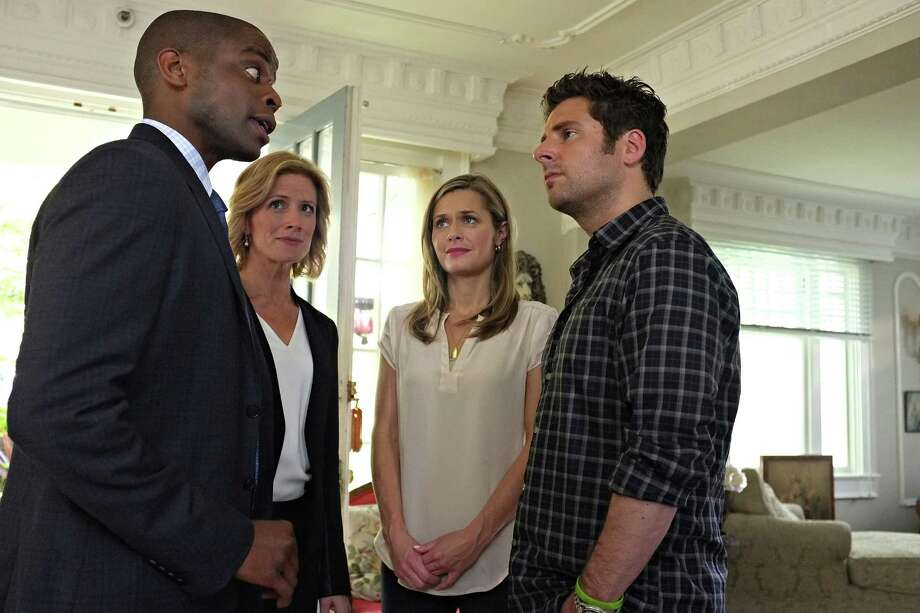 """Psych: Season 7"" – Shawn Spencer appears to possess a nearly supernatural gift for crime-solving -- so much so that the police begin employing his services as a psychic. Available Now! Photo: USA Network / 2013 USA Network Media, LLC"
