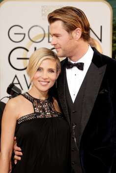 Actor Chris Hemsworth and wife Elsa Pataky welcomed twins on March 20. The couple now has three children.