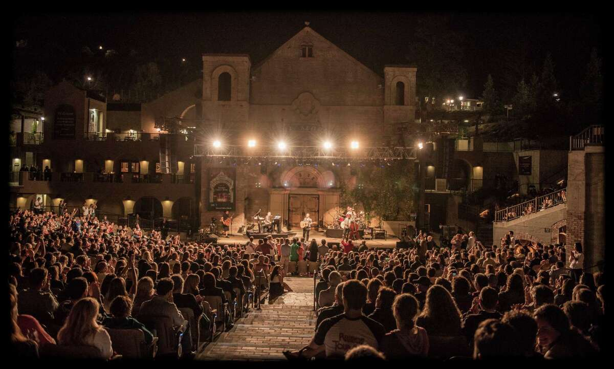 Barenaked Ladies, a rock band from Canada that's been playing for almost 30 years, performs at the Mountain Winery in Saratoga in June 2013. The band will be back on the winery stage with Violent Femmes on July 22.