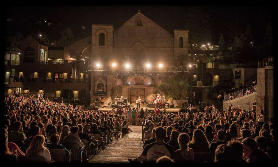 The Mountain Winery has just announced its 2016 summer series concert lineup. See all acts in the following slides Photo: Jay Blakesberg / Jay Blakesberg / Mountain Winery 2013 / ONLINE_CHECK