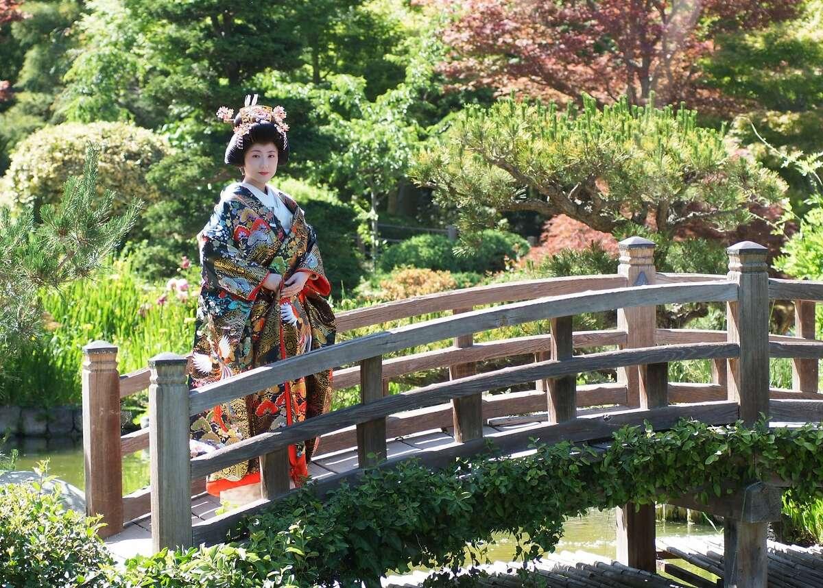 Hakone Gardens in Saratoga.