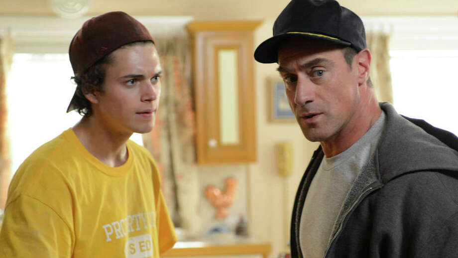 "Connor Buckley, Christopher Meloni, ""Surviving Jack""    Photo: Fox"