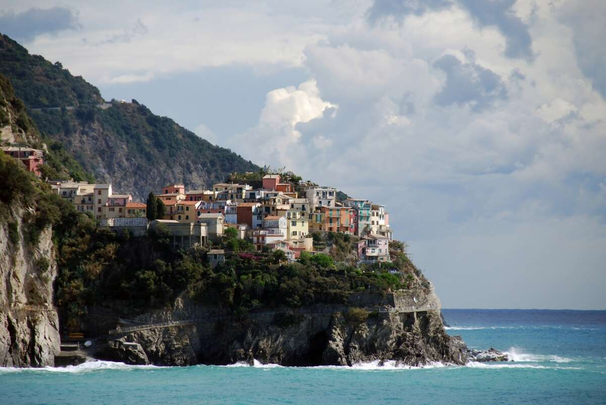 Let's be honest, some people go for less traditional (read: clothing optional) vacation destinations. Thrillist.com released their top 10 list of the best nude beaches in the world. Click through the gallery to see a few of the beaches that made the list, like Spiaggia di Guvano in Corniglia, Italy pictured above.