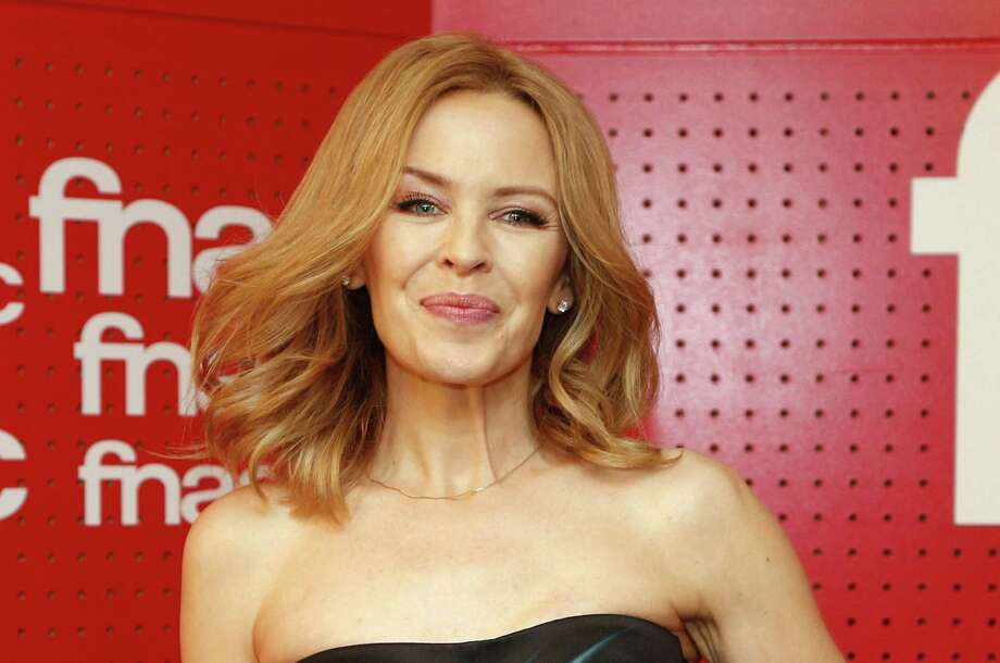 Kylie Minogue's dance crown wobbles a bit on her new CD but ultimately stays put. Photo: Francois Guillot / AFP / Getty Images / AFP