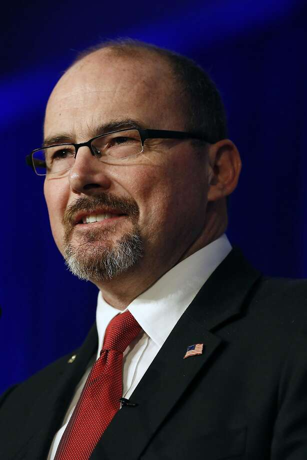 Assemblyman Tim Donnelly is a GOP contender for governor. Photo: Stephen Lam, Reuters