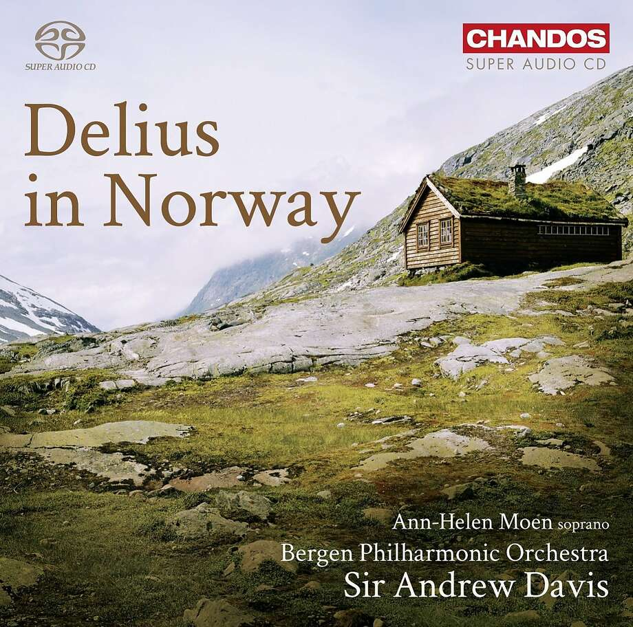 CD Cover: Delius in Norway Photo: Chandos Records