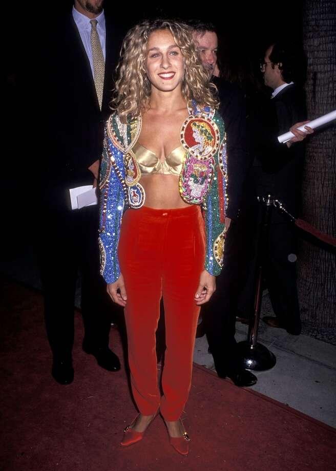Sarah Jessica Parker in 1991. Photo: Ron Galella, Ltd., WireImage