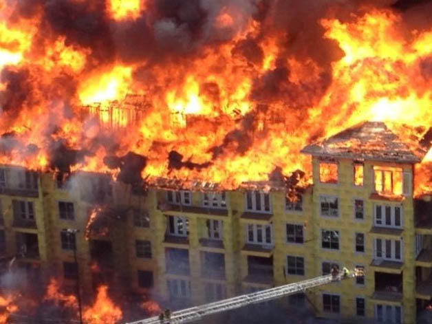 Spotlight on Houston apartment fire shifts to construction ...