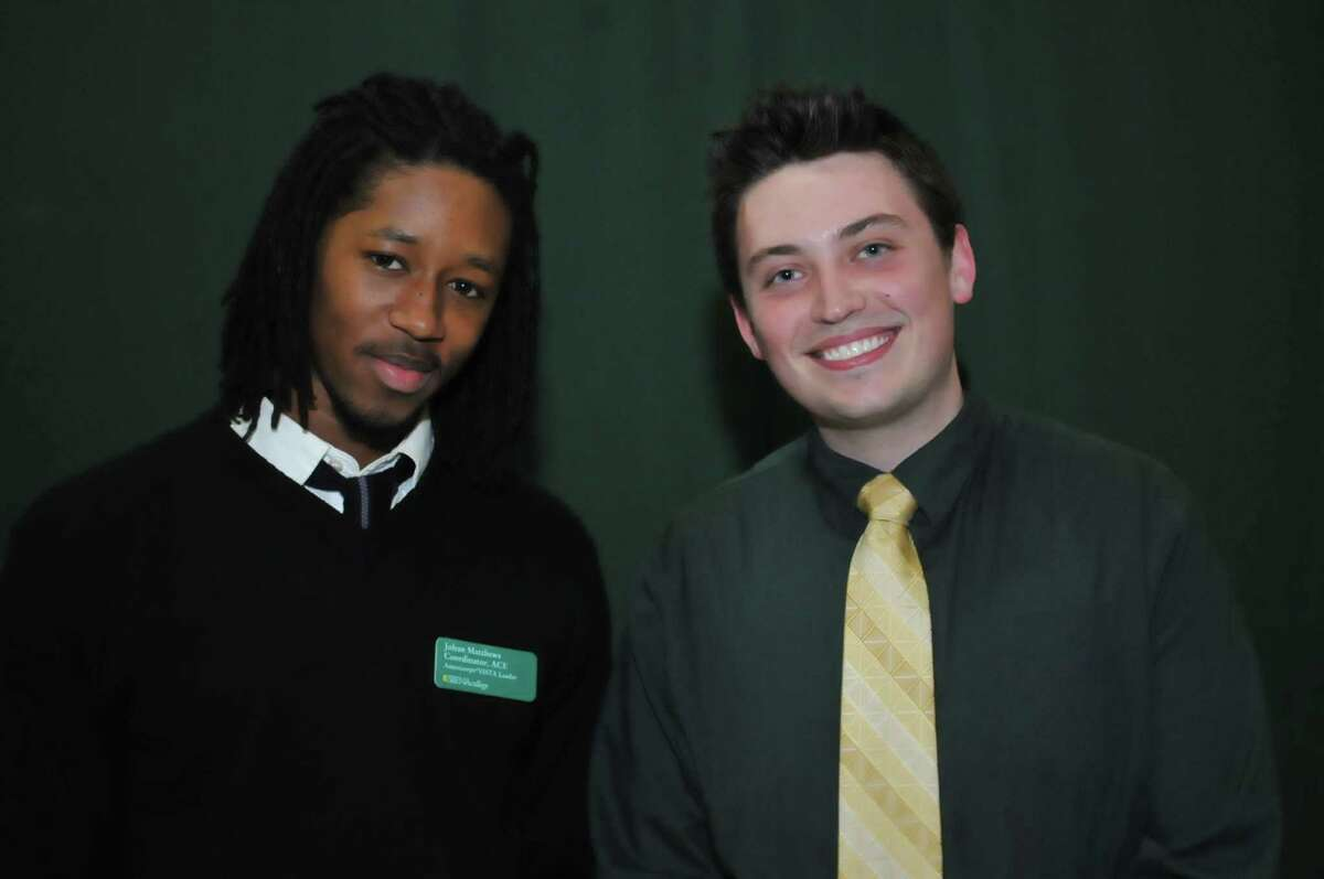 Were you Seen at the Spring Career, Internship and Graduate School Fair at Siena College in Loudonville on Tuesday, March 25, 2014?