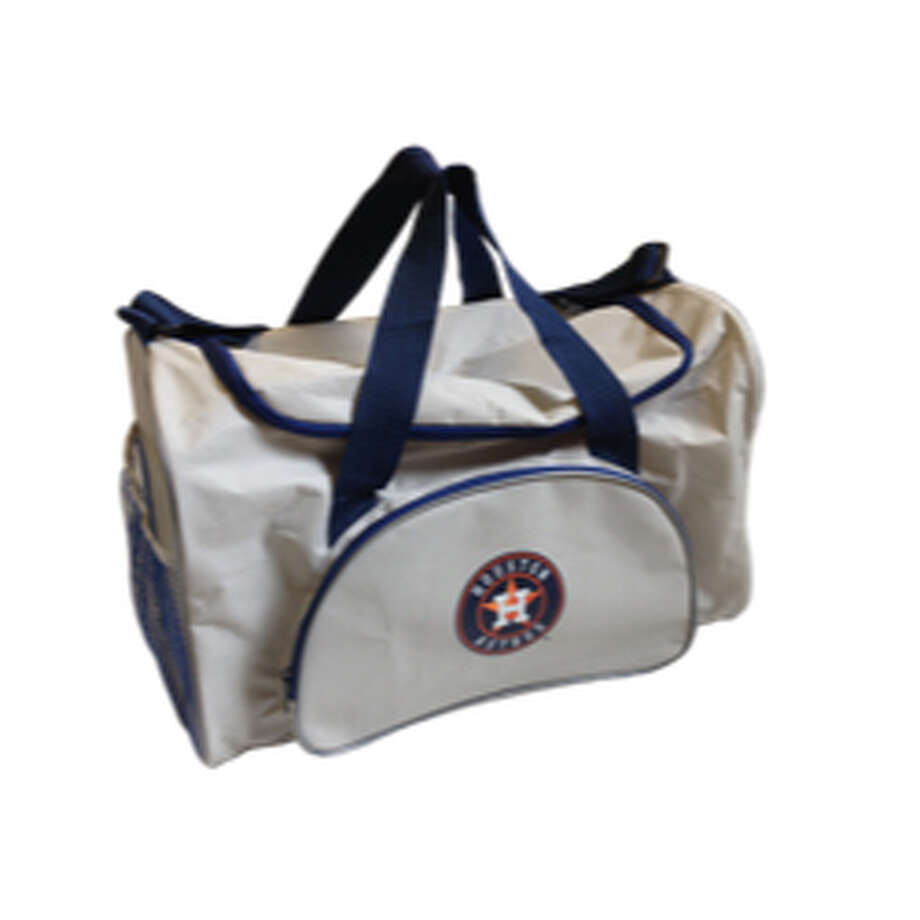 Gym Bag Giveaway First 10,000 fans, presented by Houston MethodistDate:Saturday, April 5  Opponent: Los Angeles Angels of Anaheim