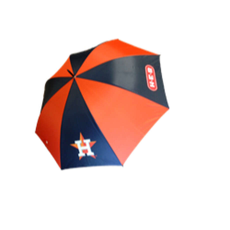 Golf Umbrella Giveaway  First 10,000 fans, presented by H-E-B Date: Friday, April 25 Opponent: Oakland Athletics