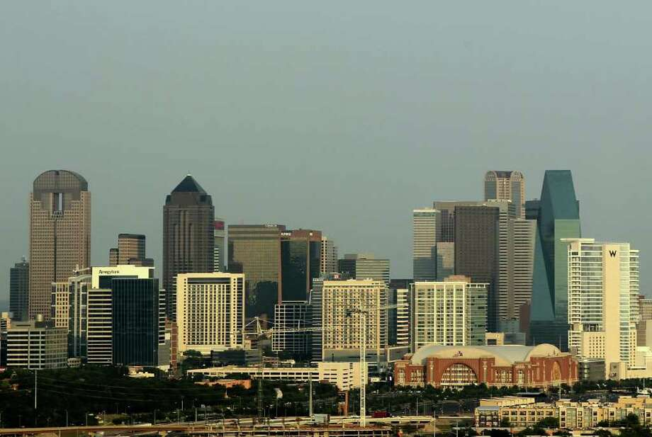 9. Dallas, up 2.62 percent but down one spot from 2012. Photo: Mike Ehrmann, Getty Images / 2011 Getty Images