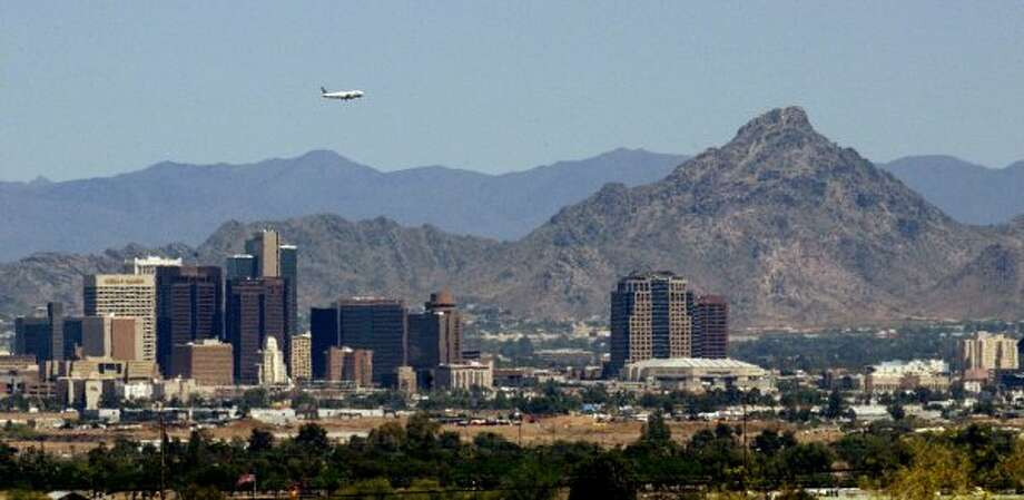 7. Phoenix, up 2.7 percent and two spots from 2012. Phoenix led all large metro areas in information-sector and finance job-growth rates.
