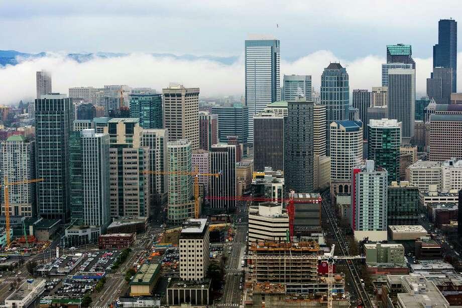 6. Seattle, up 2.8 percent and five spots from 2012. Photo: JORDAN STEAD, SEATTLEPI.COM / SEATTLEPI.COM