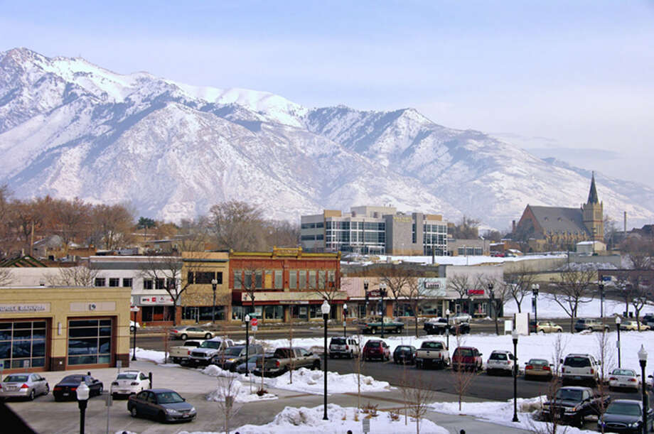 2. Utah, up 3.2 percent. Same rank as in 2012. Photo: Wikimedia Commons