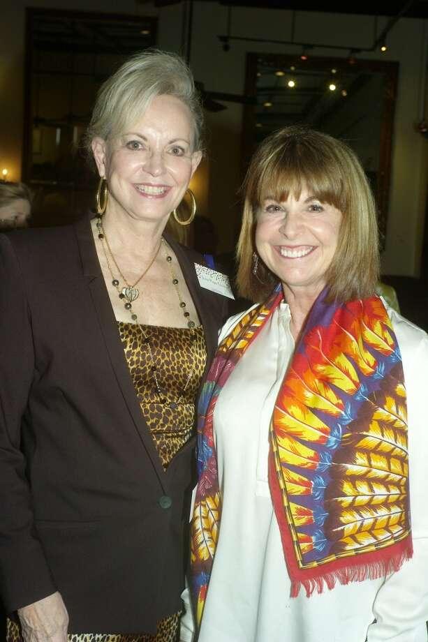 Jane Page Crump and Susan Pye Photo: Phyllis Hand