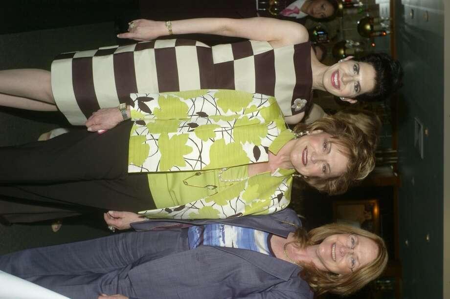 Marie Caplan, Beth Wolff,Kelli Cohen Fein Photo: Phyllis Hand