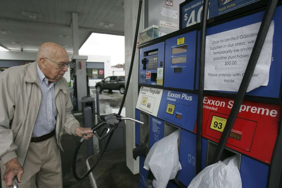 It had been more than two months since gas prices in Houston rose. Photo: Mary Ann Chastain, AP