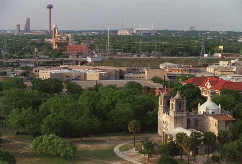 San Antonio, Texas: 2 percent Photo: Smiley N. Pool, Houston Chronicle