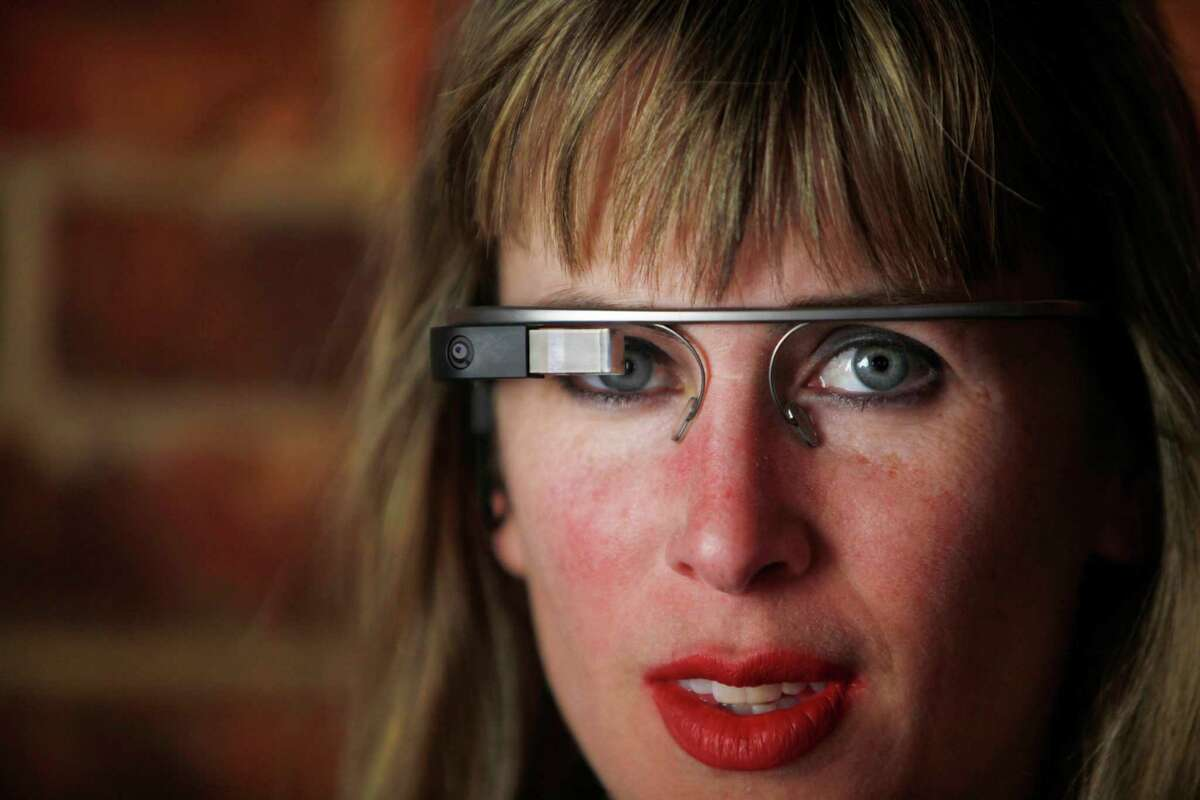 Sarah Slocum reported being attacked in a San Francisco bar for wearing her Google Glass in February.