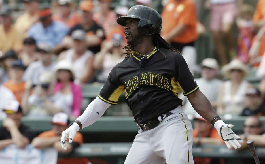 Andrew McCutchen, last season's NL MVP, and Pittsburgh should be a threat to win the division or at least make the postseason. Photo: Carlos Osorio / Associated Press / AP