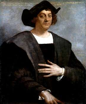 "Christopher Columbus, you may remember, was an explorer and ""discoverer"" but he was also a doomsdayer! Here's how one university professor put it for a PBS series on the apocalypse: … if we look at the history of Columbus and some of his writings, particularly his letters and in the 'Book of Prophecies' that he put together, we can see that Columbus thought of himself very much in terms of the apocalyptic tradition. And he felt that his voyages of discovery were ushering in a millennial age, an age of a Last World Emperor, a Spanish Last World Emperor, who would recapture the holy apocalyptic city of Jerusalem and initiate a messianic period."" (Photo: Wikimedia Commons)"