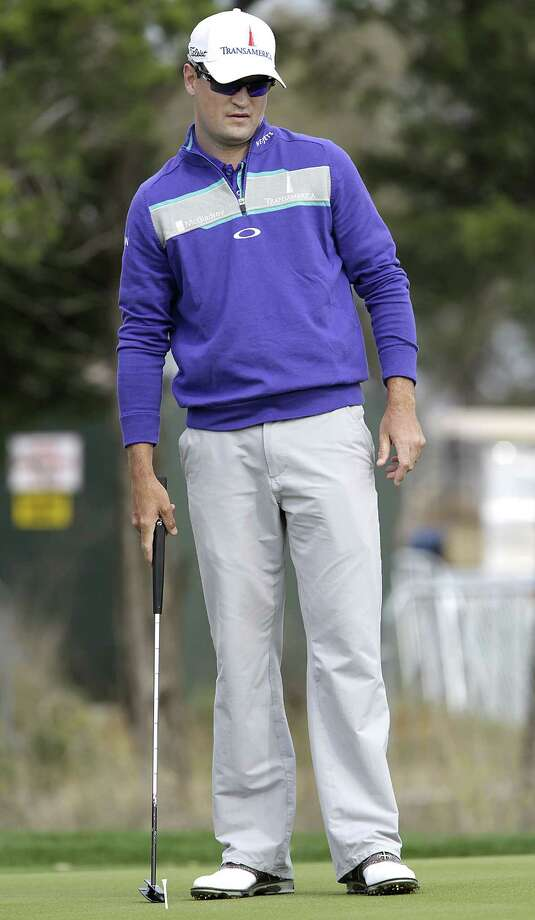 Zach Johnson, a two-time winner of the Texas Open when it was played at La Cantera, struggled in 2010 when the tournament moved to TPC San Antonio. Photo: Bob Owen / San Antonio Express-News / ©2013 San Antonio Express-News