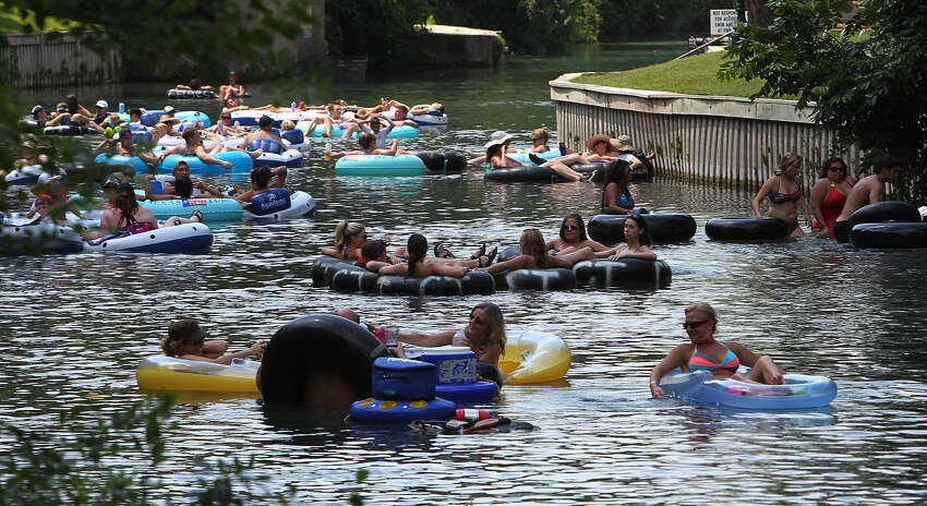 A judge struck down New Braunfels' prohibition of disposable containers on its rivers, along with a limit on the size of coolers.