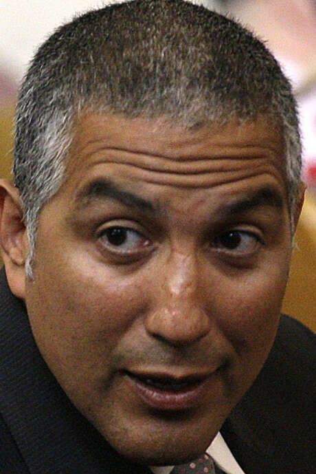 Bobby Perez is a former city councilman who's now with Spurs Sports & Entertainment. / glara@express-news.net