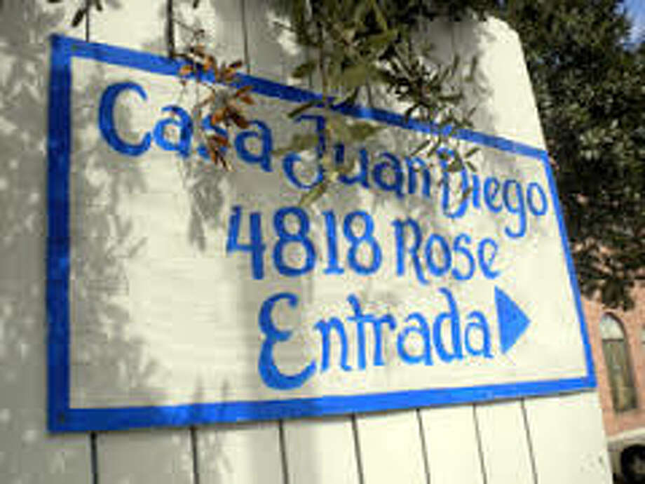 Casa Juan Diego is a Houston Catholic worker house which accepts any and everyone who needs assistance. From food, clothing, a bed to sleep in. Regardless of documentation, gender, sexual orientation, or color. The hands and feet of Jesus on the streets of Houston.