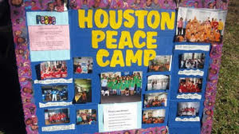Peace Camp Houston not only teaches peace as a curriculum, but embodies it through its format. No borders are welcome here, as kids of all faiths and no faith are welcome to come to peace  camp to be with one another in breaking down the walls that divide. Multiple weeks are provided each summer in Houston. Check out peacecamp.org