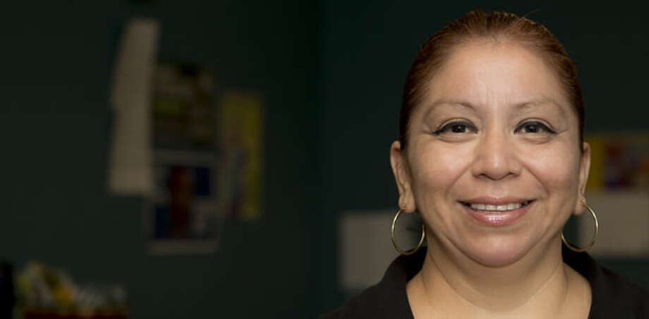 Mercedes Herrera works with the Fe Y Justicia Worker Justice Center in Houston for the right of ALL members of our community to earn a just and living wage, and to combat wage theft.