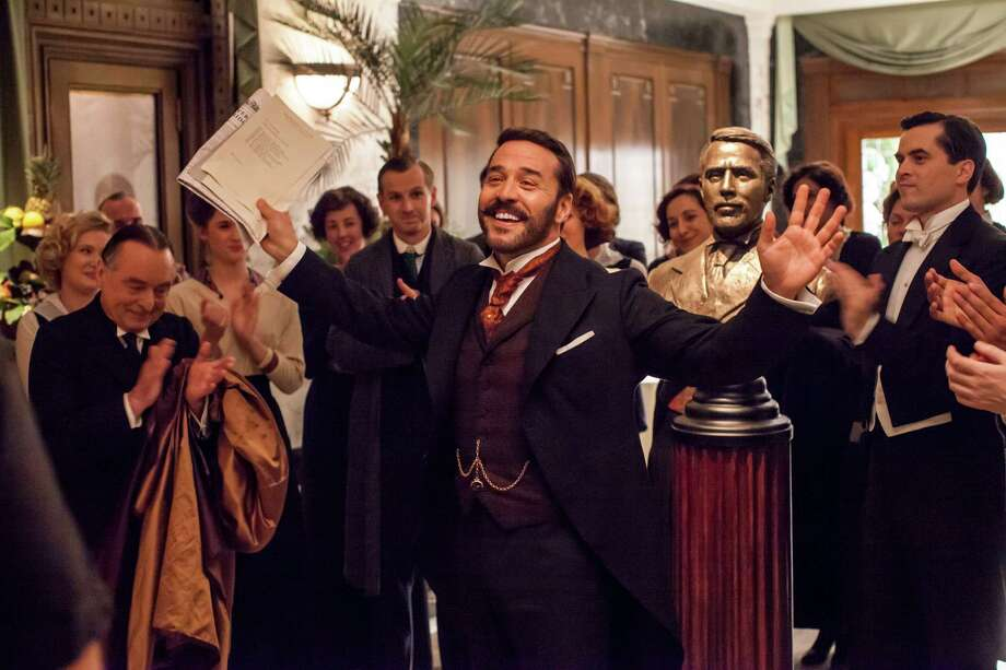 Jeremy Piven recreates his second most-famous role as Harry Selfridge, the charismatic founder of the London department store, in the second season of the 'Masterpiece Classic' series. Photo: ITV For Masterpiece / San Antonio Express-News