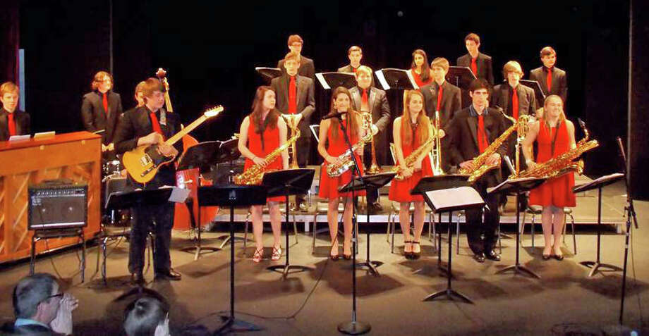The Darien High School Jazz Band will host its inaugural Jazz Jamboree, which will feature 10 bands from seven high schools, Friday, March 28. Photo: Contributed Photo, Contributed / Darien News