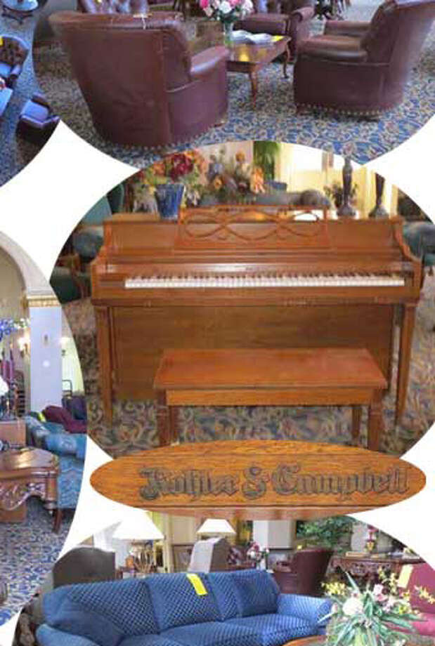 Two pianos and a Wurlitzer organ — How many ghosts do you think have played that Wurlitzer over the years? My most conservative guess is five ghosts, and at least one of them played the theme from Phantom of the Opera just to be funny.