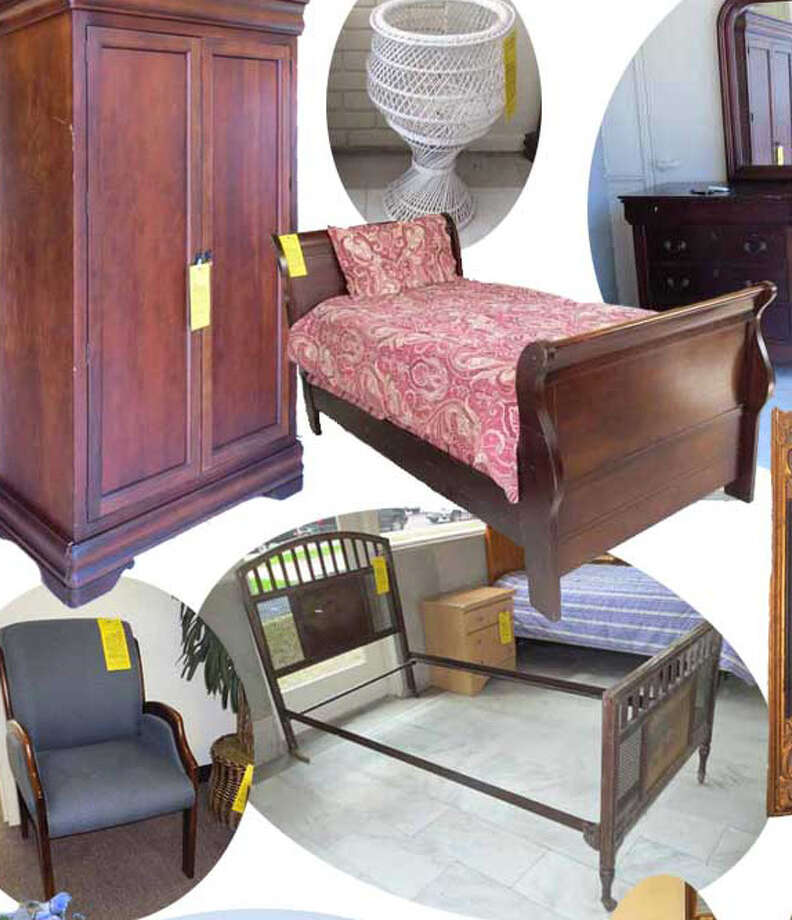 Beds formerly utilized by a retirement home — Actually, I think I'll leave these to the ghosts.