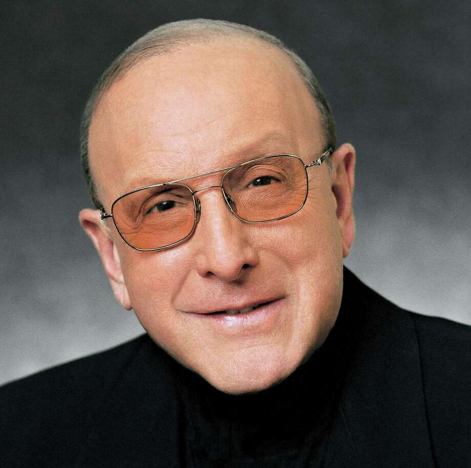 The music industry mogul Clive Davis will discuss his half-century in the business at the Westport Library's annual Malloy Lecture in the Arts in May. Photo: Contributed Photo / Westport News