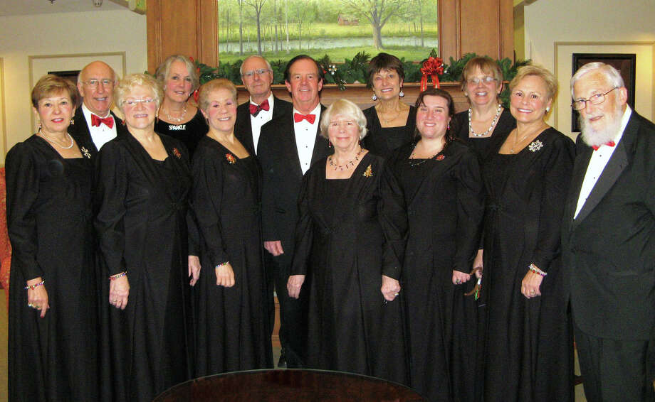 The Connecticut Choral Society Chamber Singers in DanburyThe Connecticut Choral Society Chamber Singers will present a free recital entitled 'Live, Love, Laugh' on Saturday at the Danbury Music Centre. Find out more. Photo: Contributed Photo / The News-Times Contributed